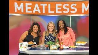 Good Morning Washington Meatless Monday Interview | Brown Vegan