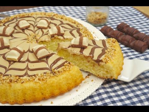 Ricetta torta morbida kinder bueno