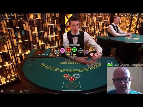Live 3 Card Poker Review