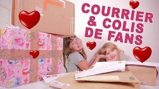 [colis] ♡ Courrier, Colis Et Faq D'abonnés #10 ♡ - Unboxing Fan's Gift