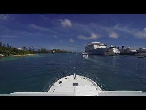 M/Y OLOH - Nassau Arrival - How To Hail Nassau Harbor Control