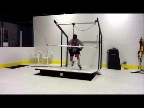 Hockey Training at Total Ice Training Centre