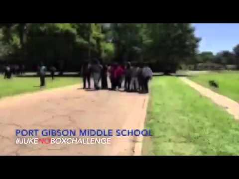 Port Gibson Middle School #jukeNoboxchallenge