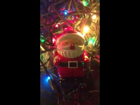 vintage mr christmas musical lights from the 90s