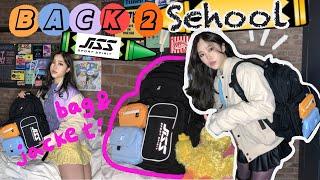 ✏️Back to school 룩북 with 질스튜어트…