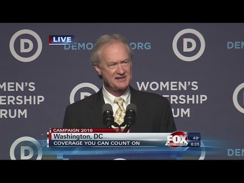Chafee withdraws from 2016 presidential race