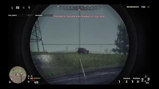 H1Z1 Battle Royale Live Stream (Part 2) S.W.A.T Tacticts