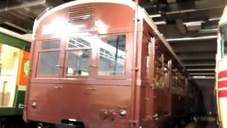 JR東海 リニア・鉄道館 収蔵車両エリア