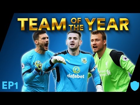 WHO IS THE PREMIER LEAGUE GOALKEEPER OF THE SEASON?   SOCIAL CLUB TEAM OF THE YEAR