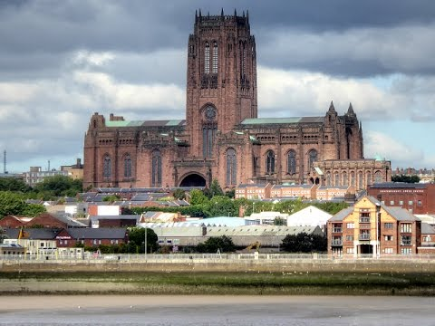 Places to see in ( Liverpool - UK ) Liverpool Cathedral