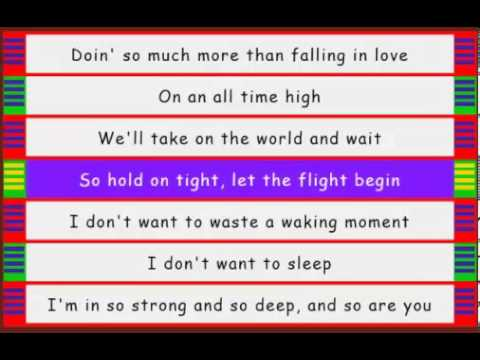 Rita Coolidge - All Time High - Lyrics