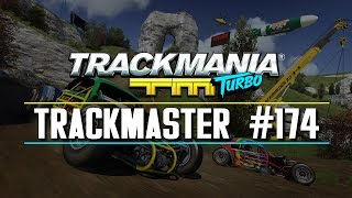 Trackmania Turbo #174 ~ Black Series TRACKMASTER (0;53;19) ~ ROAD to PRO on PS4 / XBOX One