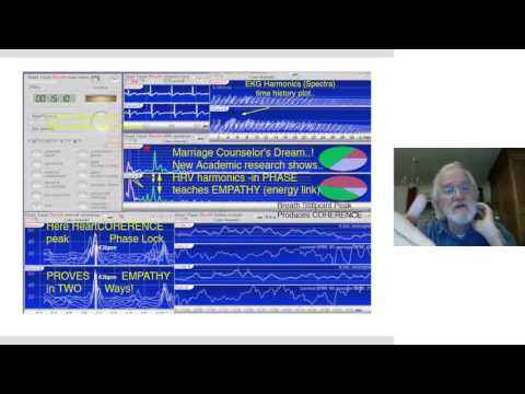 Advanced Heart Biofeedback - Heart Coherence - HRV Stress Measure w/ Dan Winter