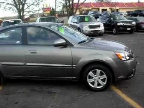 Lovely 2010 Kia Rio LX, 4 Door Sedan, 1.6 Liter 4cyl, Automatic With Air, 39,000  Miles!!!