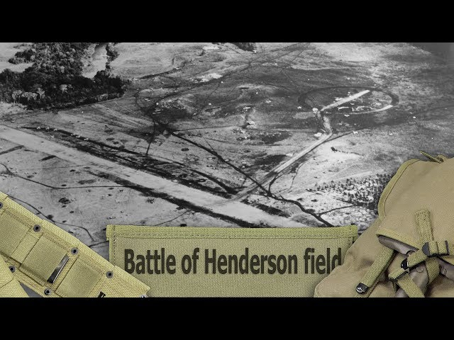 Battle of Henderson field | Henderson Airfield| INTERCLANES | Arma 3