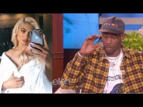Travis Scott REVEALS Kylie Jenner Relationship SECRETS On The Ellen Show!
