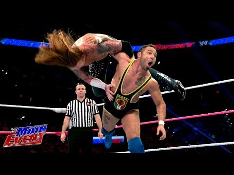Santino Marella vs. Heath Slater: WWE Main Event, Oct. 30, 2013
