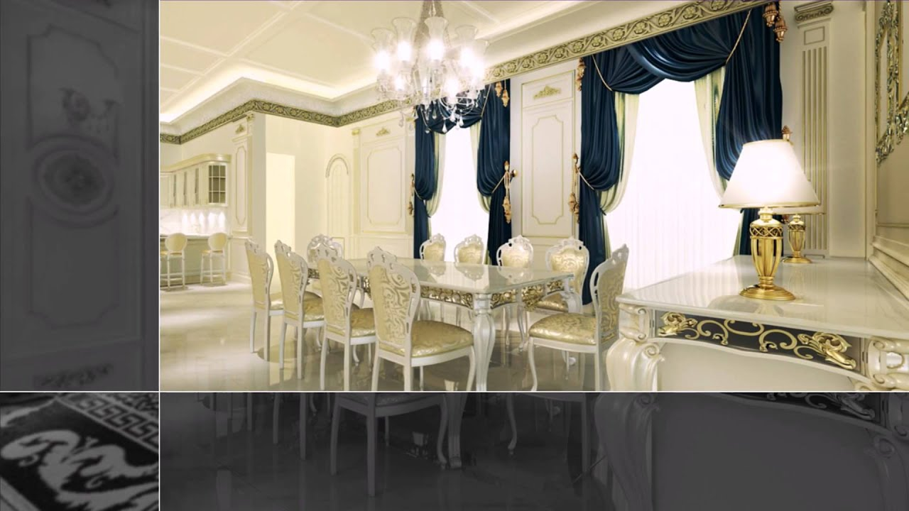 aristo castle interior design llc - youtube