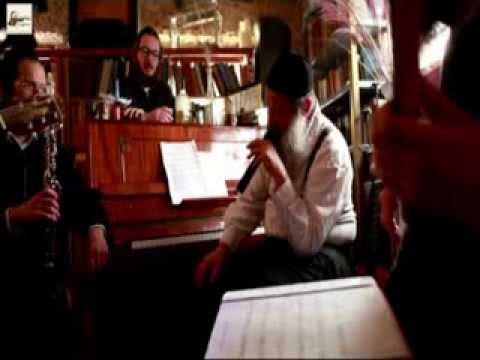 שולי רנד- חיליק פרנק - הקרצמע של בורשטיין