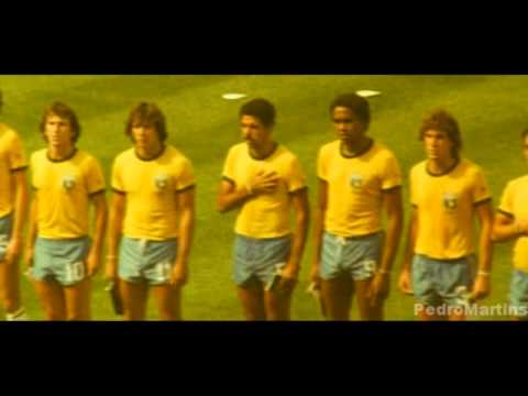 Brazil 1982 - A tribute to the art of football