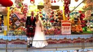 Hochzeitsvideo Christin + Alistair - deutsch / britische Hochzeit in Fulda