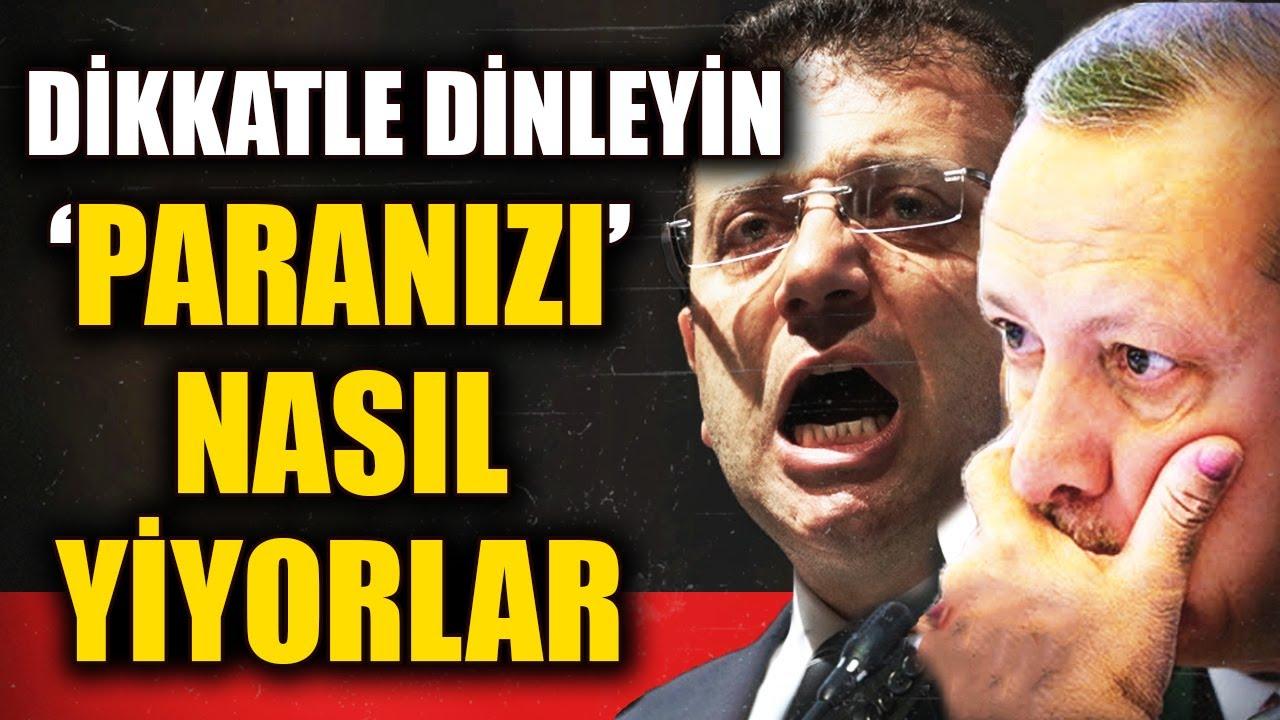 Para Kazanamayan Zor Geçinen Dinlesin! Canlı yayında Ekrem İmamoğlu Katar İstanbul Gerçeğini Anlattı