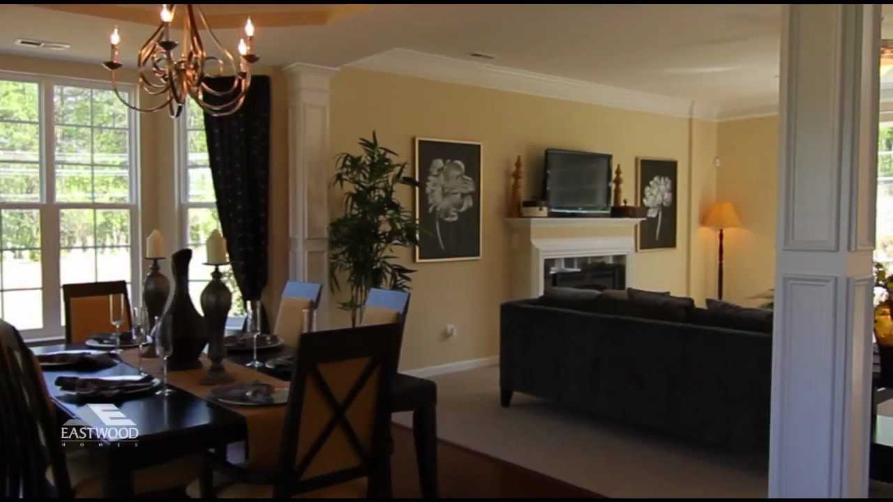 Homes For Sale In Greensboro Nc The Alexander By Eastwood Homes Youtube