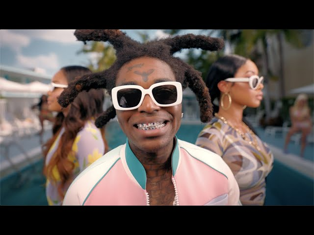 Kodak Black - Feelin Peachy [Official Music Video]
