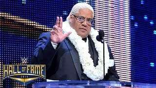 Rikishi honors his family in his WWE Hall of Fame induction speech: March 28, 2015