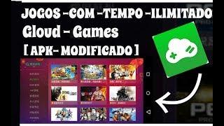 Gloud Games [Emulador De XBOX 360] Para Android [APK Modificado] Jogos Tempo Ilimitado [Infinito]