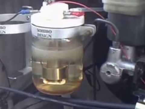 Fuel Saver using Hydrogen