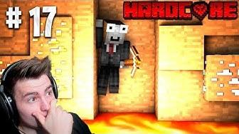Minecraft Hardcore: NYT OLI LÄHELLÄ! 💀 #17