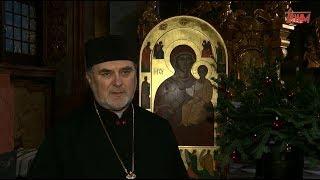 Życzenia Bożonarodzeniowe 2019: ks. bp Włodzimerz Juszczak OSBM (po polsku)