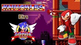 Knuckles en Sonic 1 - Loquendo