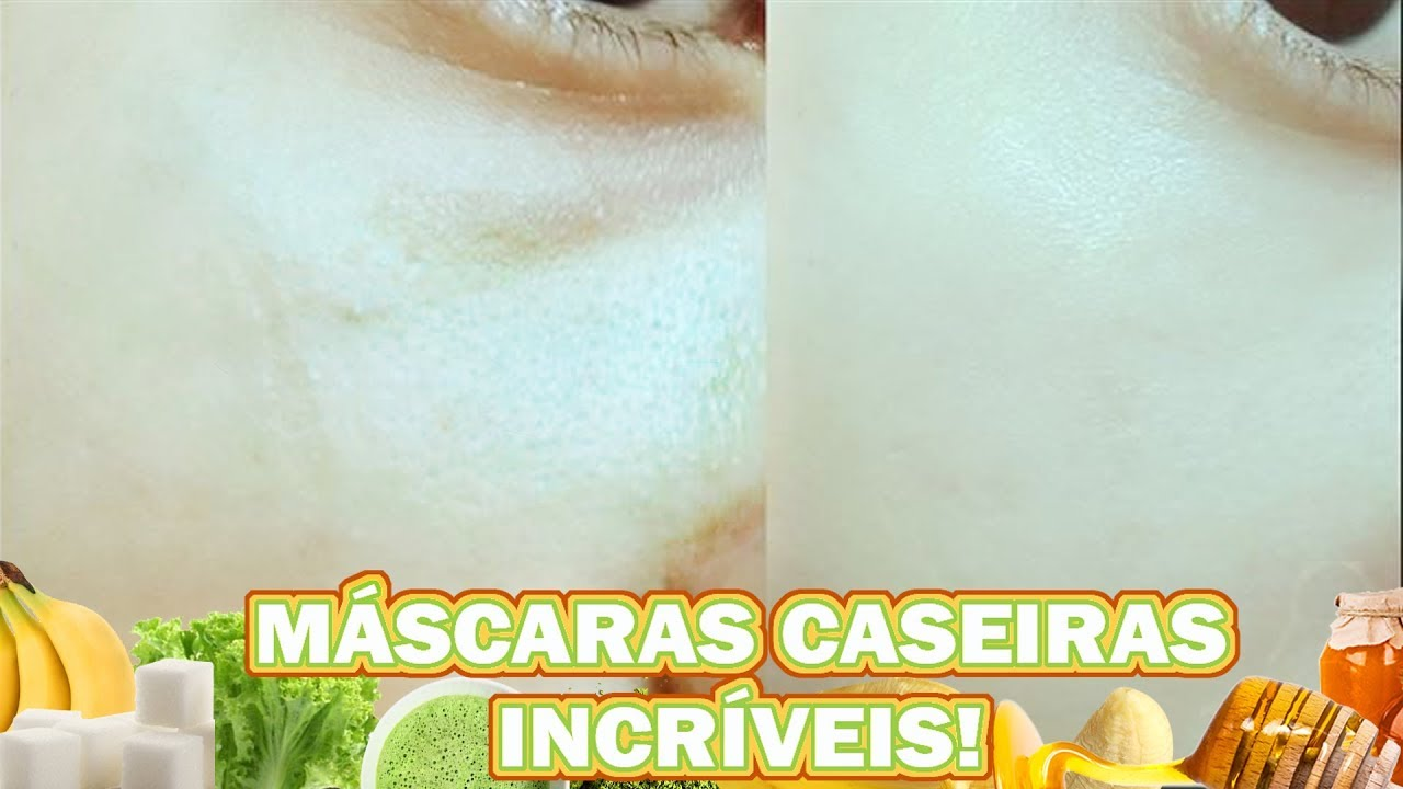 Mascaras Caseiras Com Efeito De Mascara Coreana Natural Glass Skin