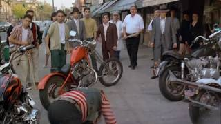 A Bronx Tale - Now yous cant leave - Biker scene (HD)