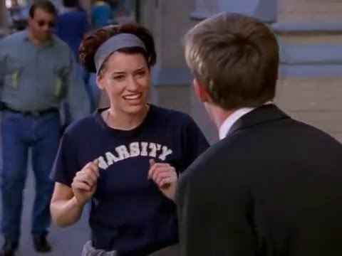 Chandler loves Kathy