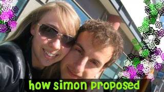 TL;DR - How Simon Proposed to Martina