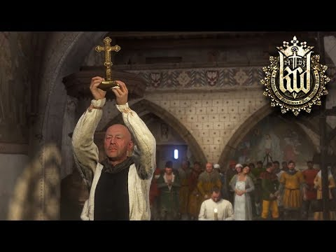 Detective nubkeks and the drunken priest! // Kingdom Come: Deliverance