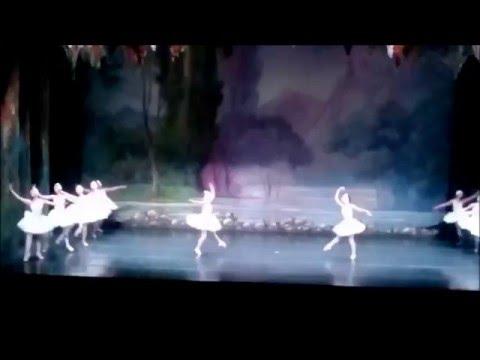 Le Lac des Cygnes,Ballet National de Kiev,Théatre du Léman,Genève Novembre 25   26, 2015