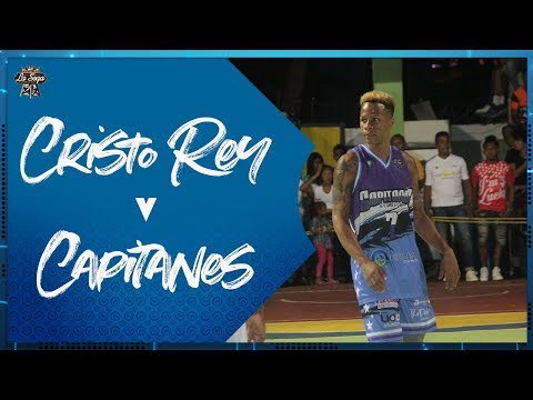 SEMI FINAL | CRISTO REY Vs CAPITANES | 13.12.19 | #SOGABALONCESTO