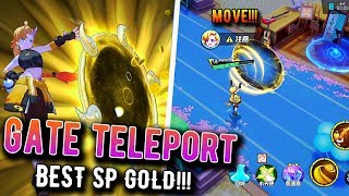 [Non-Human Academy] 肆季 - Gate Teleport   SP Gameplay