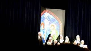 "Nun Chorus - Maeser Academy  ""Sound of Music"" 2012"