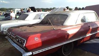 Lambrecht Chevys Auction, video 1 restodan