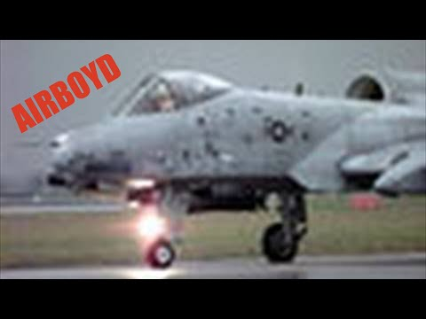 A-10 Aircraft Structural Integrity Program