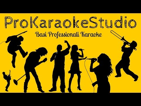 ProKaraokeStudio - Presentazione Canale (Basi Karaoke Professionali)