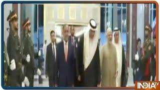 Kashmir पर समर्थन के लिए PM Modi ने UAE को दी धन्यवाद