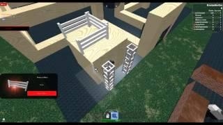 Roblox- Build to survive SLENDERMAN