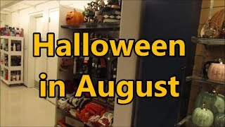 Halloween in August 8.3.19 day 2226