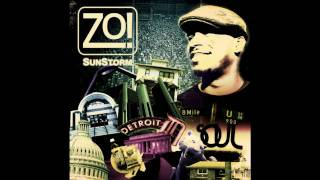 Zo! - All Is Well With Love feat. Chantae Cann